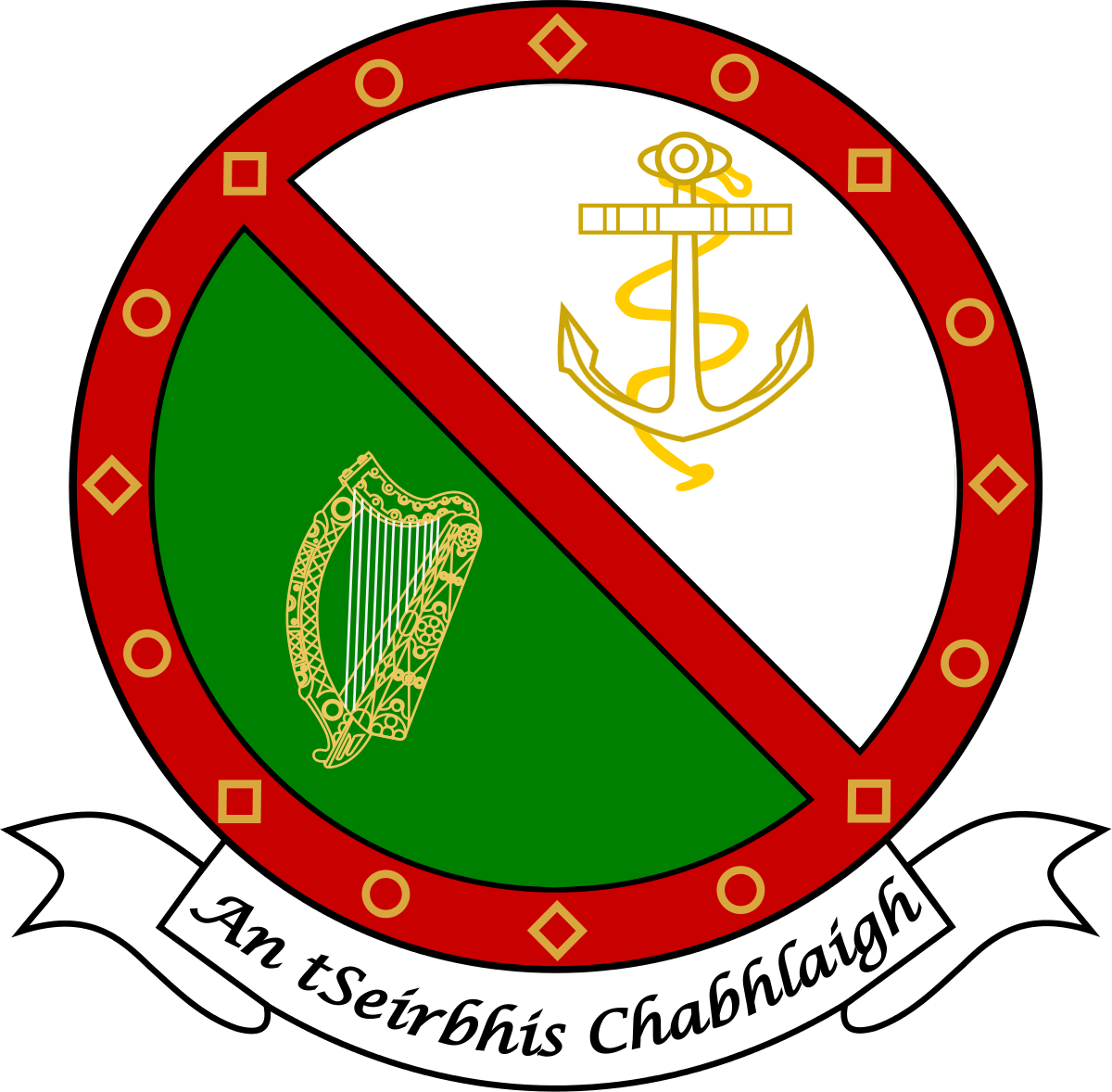 irish-naval-service